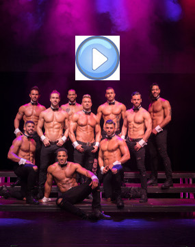 191110 The Chippendales c Guido Karp DEAG 100
